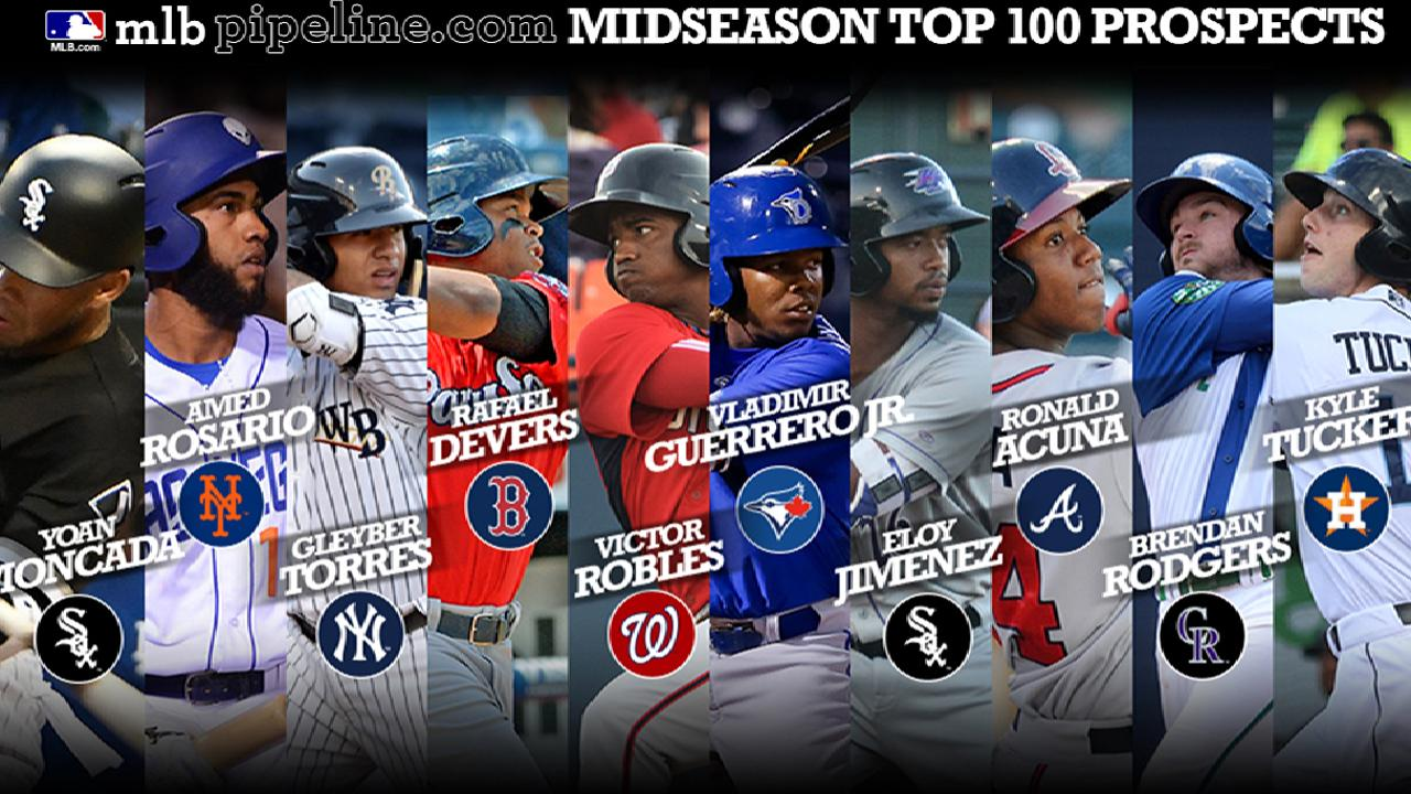 Top 100 Prospects: A melting pot of mashers