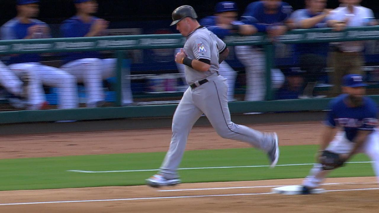 Bour leaves game with injury