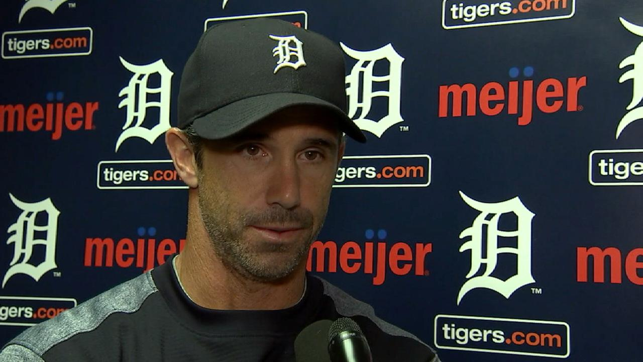 Ausmus on Verlander's outing