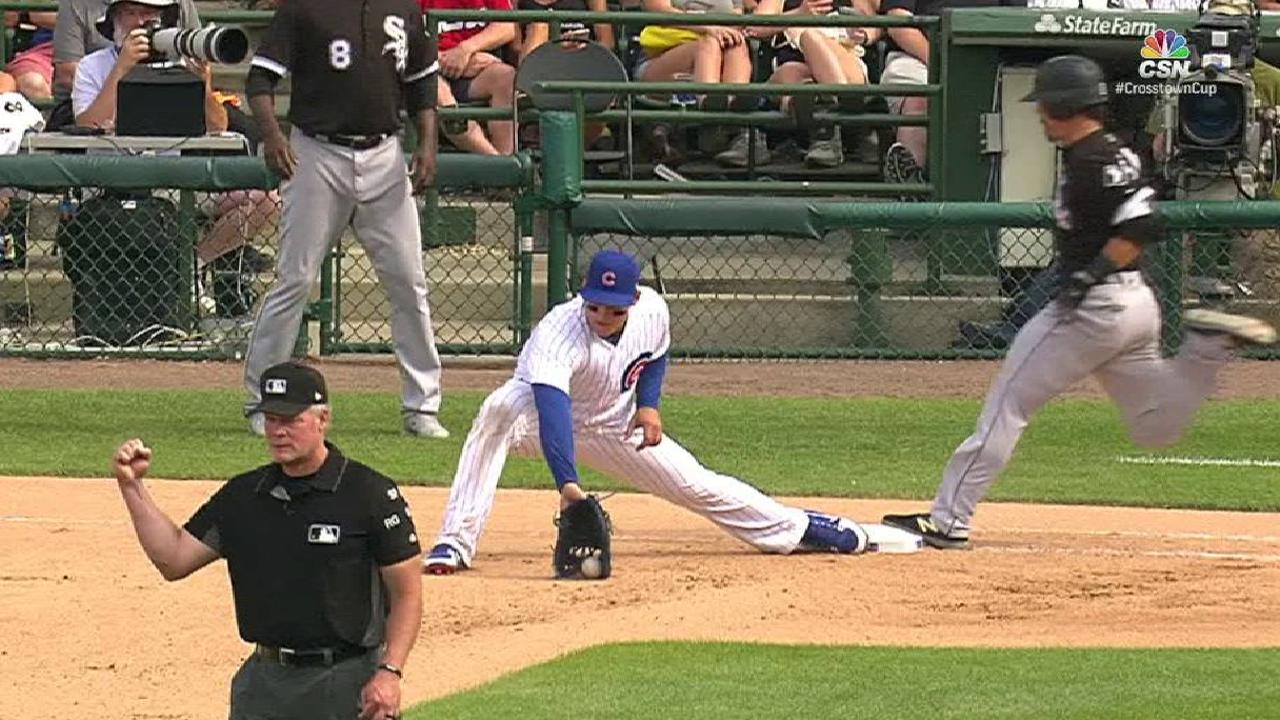 Cubs turn two