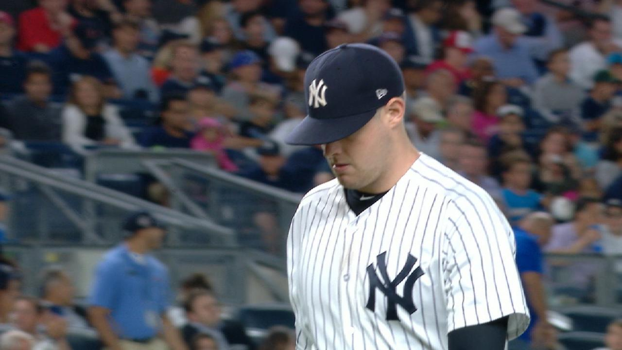 Montgomery magnificent as Yanks deny Reds
