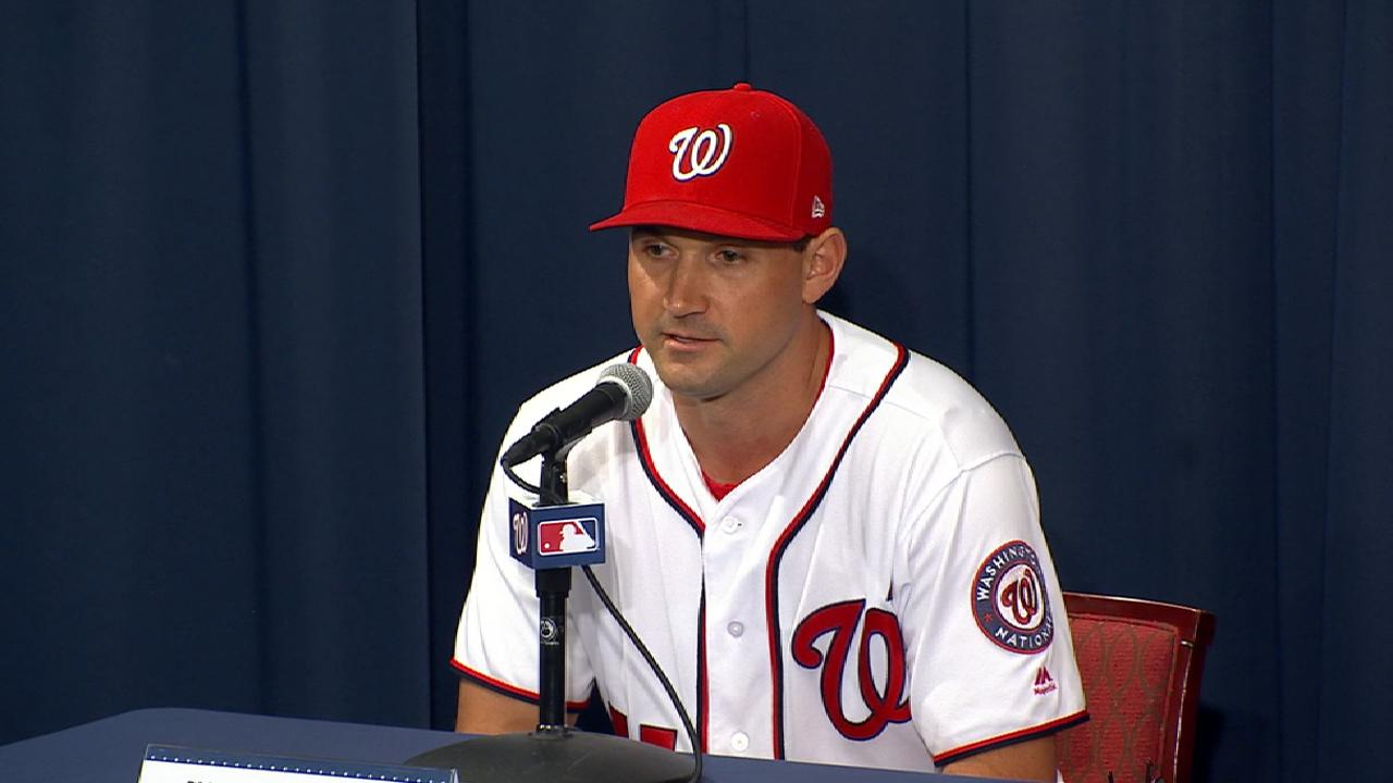 Zimmerman on ASG in D.C.