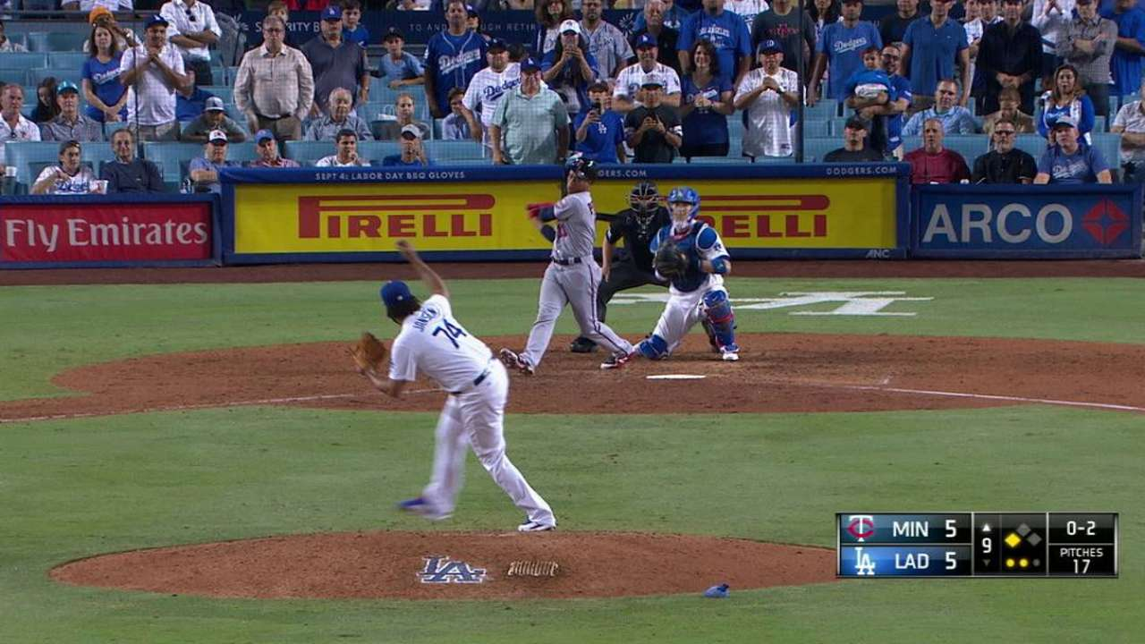 Jansen keeps the game tied