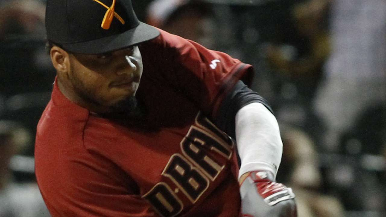 Martinez trade return bearing fruit at Tigers instructs