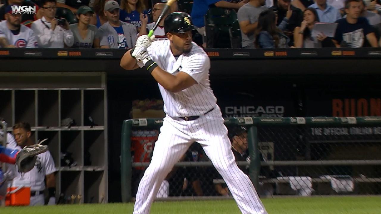 José Abreu se ha convertido en un líder de los White Sox de Chicago