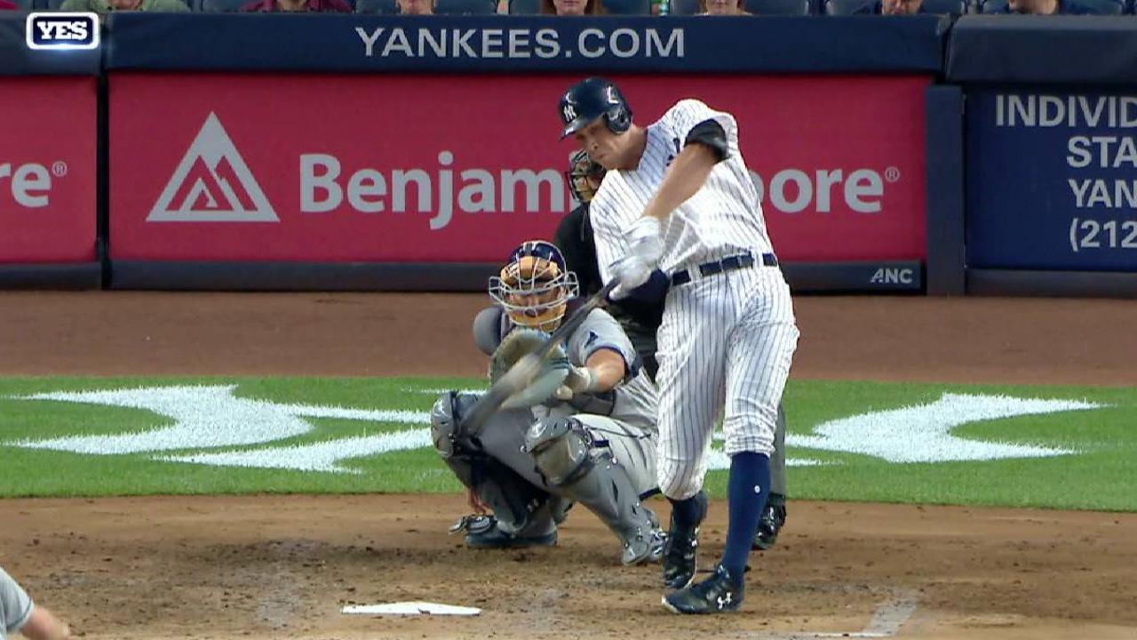 Tanaka lanza perfecto hasta el 6to y Yankees despachan a Rays