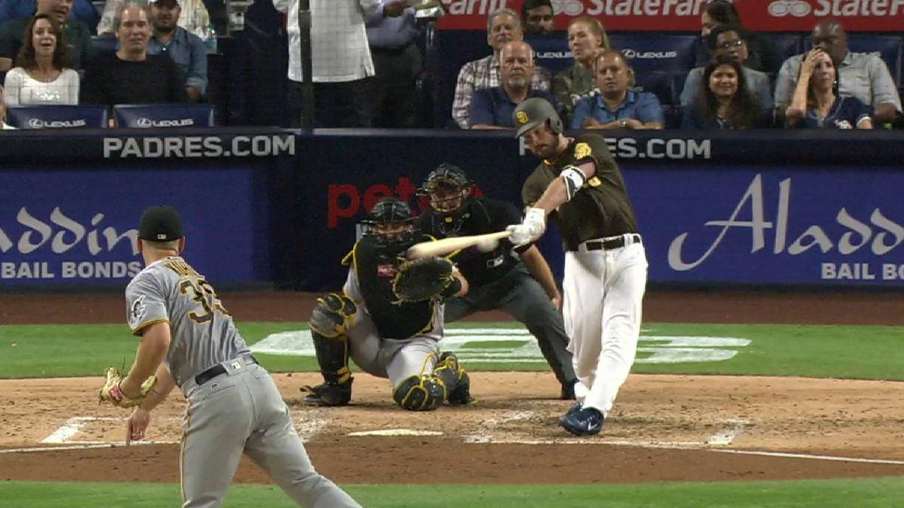 Wood, Padres mantuvieron a raya a la ofensiva de Piratas