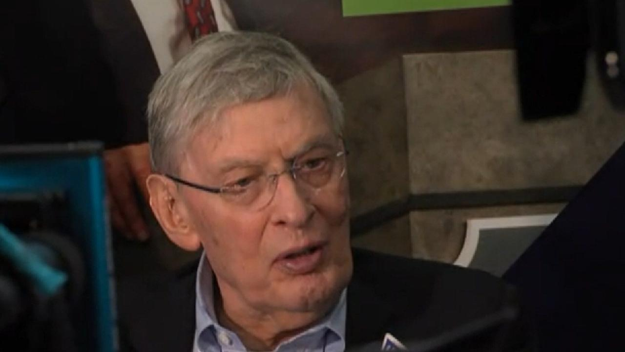 Selig proud of hard-fought legacy