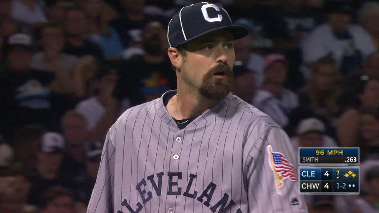 Miller progressing, but Indians in no rush