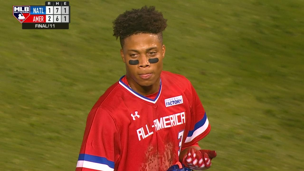 Under Armour Game showcases future stars