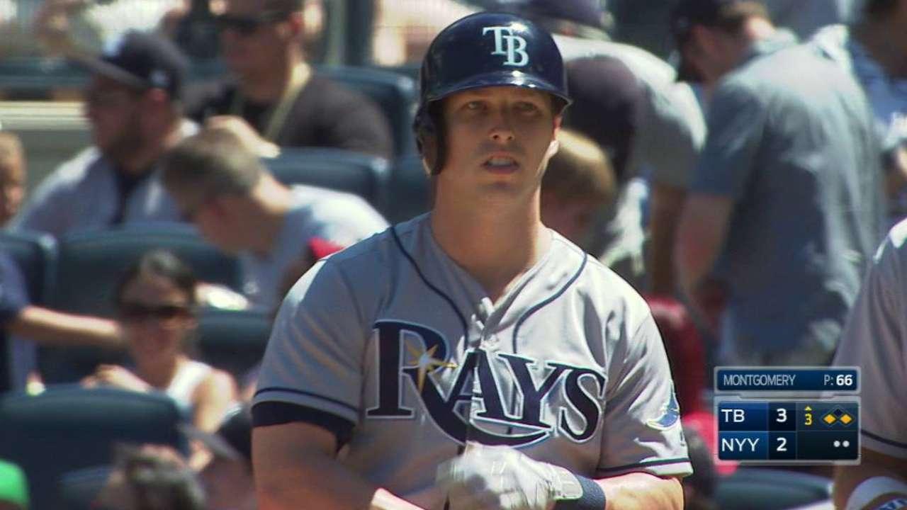 Bullpen de Rays contiene a Yankees para evitar la barrida en el Bronx