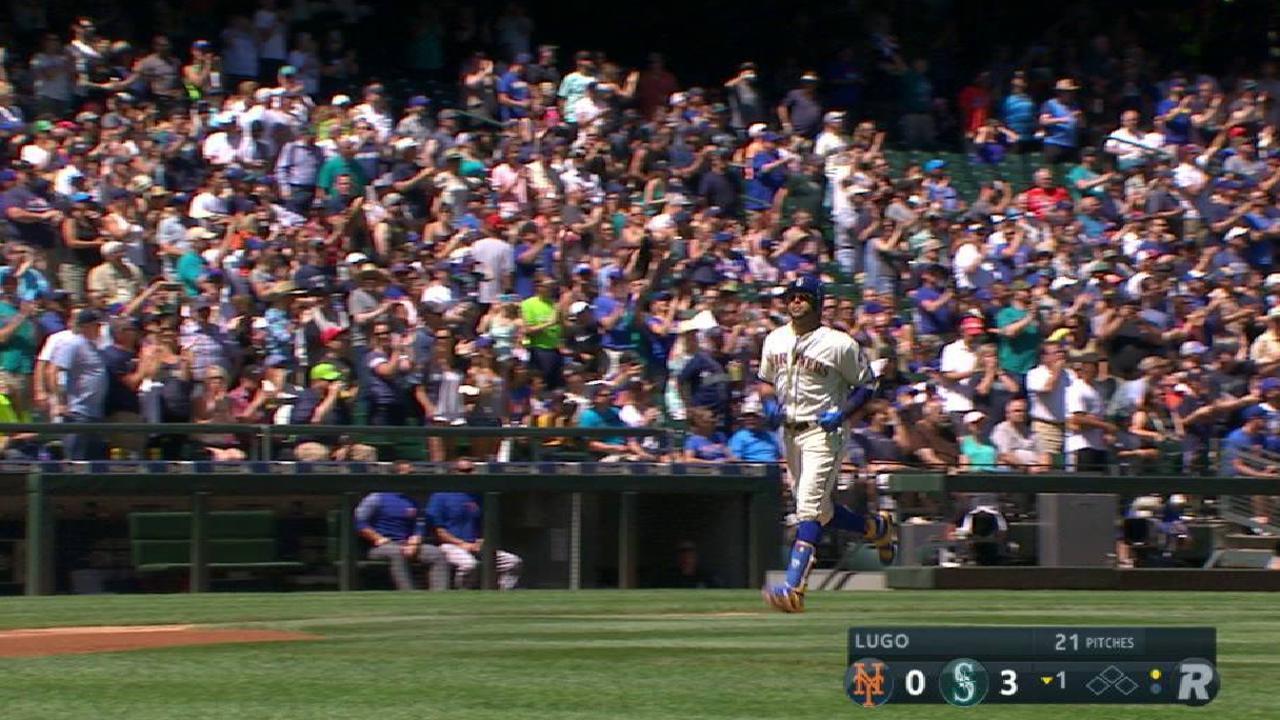 Cruz y Paxton comandan triunfo de Seattle contra Mets