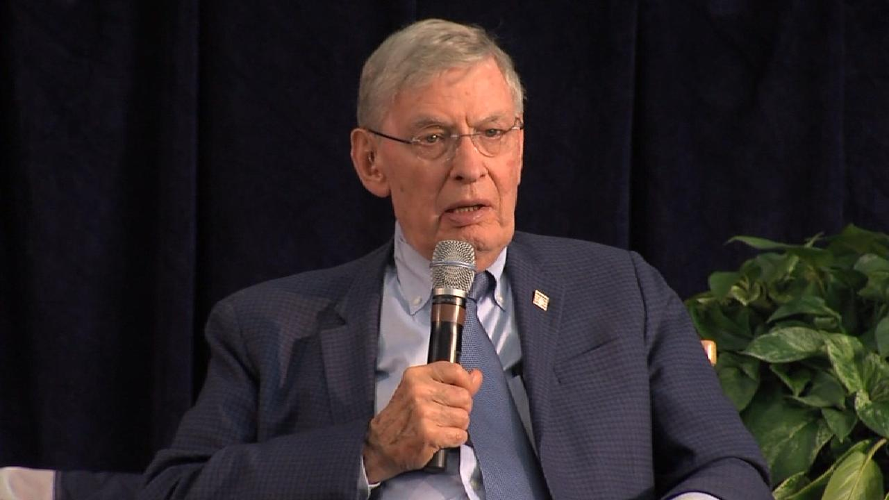 Selig on making the Hall of Fame