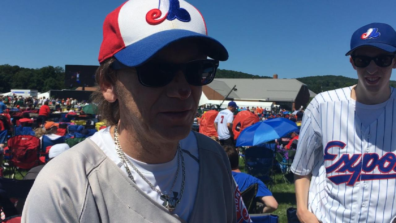 Baseball in Montreal gets moment in the sun