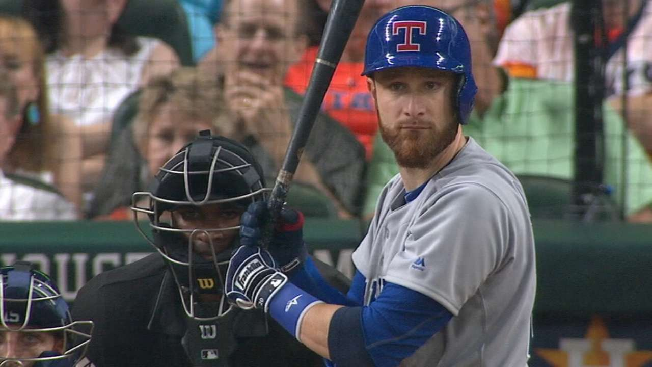 Lucroy headed to the Rockies