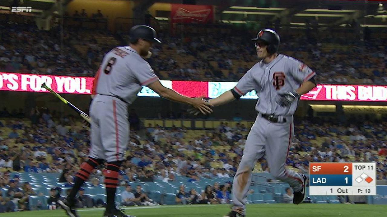 Panik's go-ahead RBI single