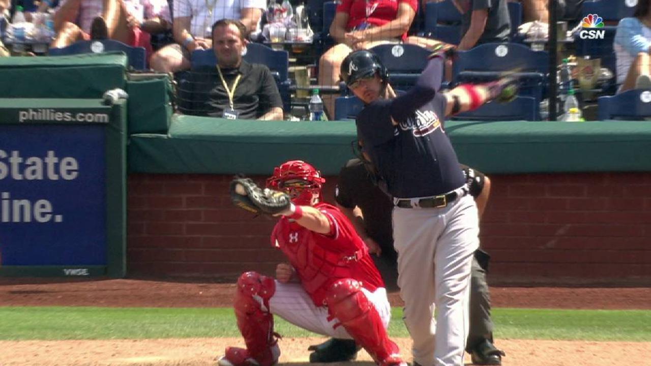 Garcia strands the bases loaded