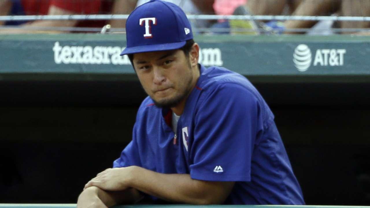 Darvish dealt to Dodgers