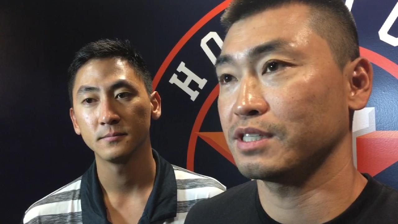 Aoki on trade to the Blue Jays