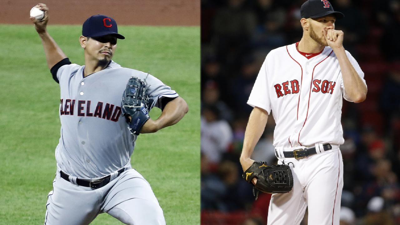 Sale, Carrasco lead ALDS rematch on .TV