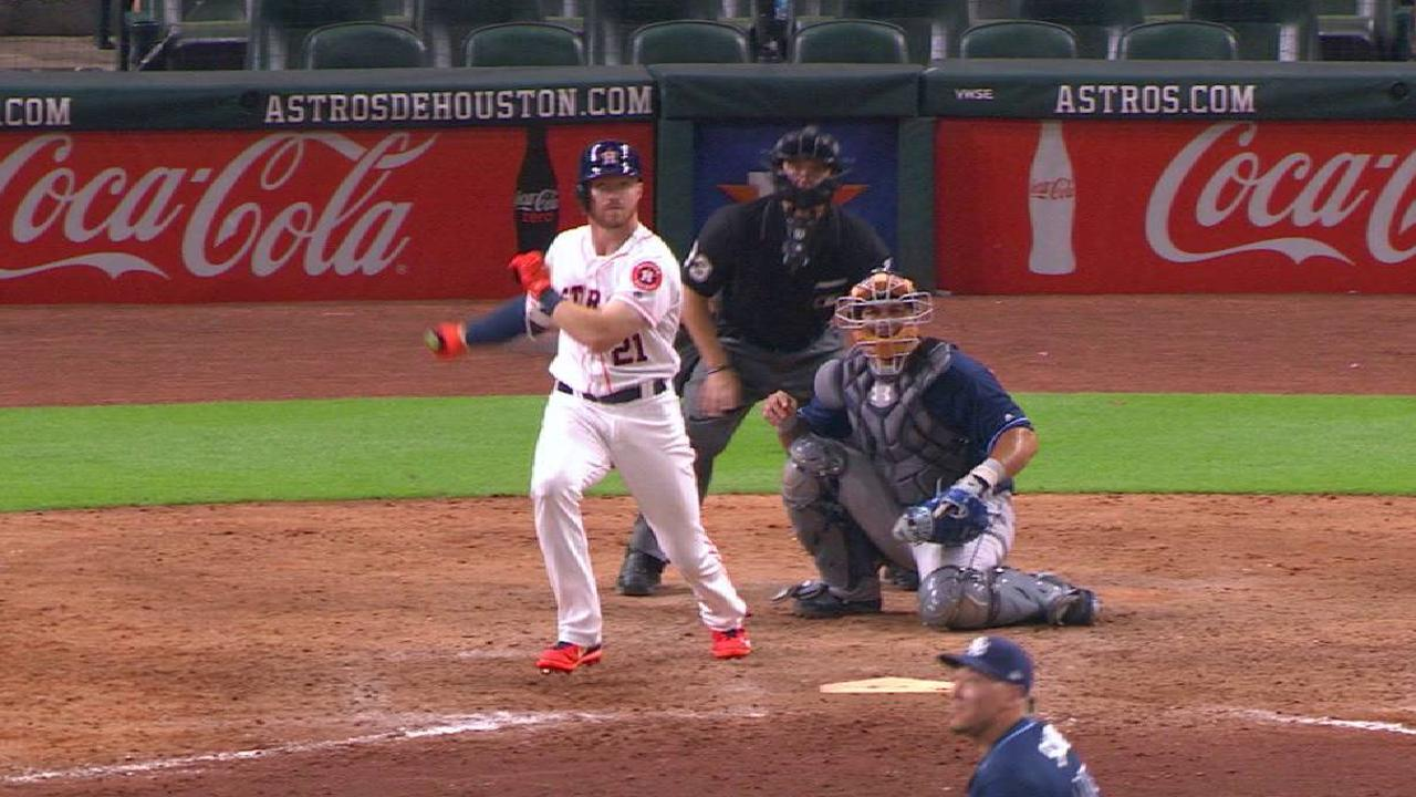 Fisher's RBI double