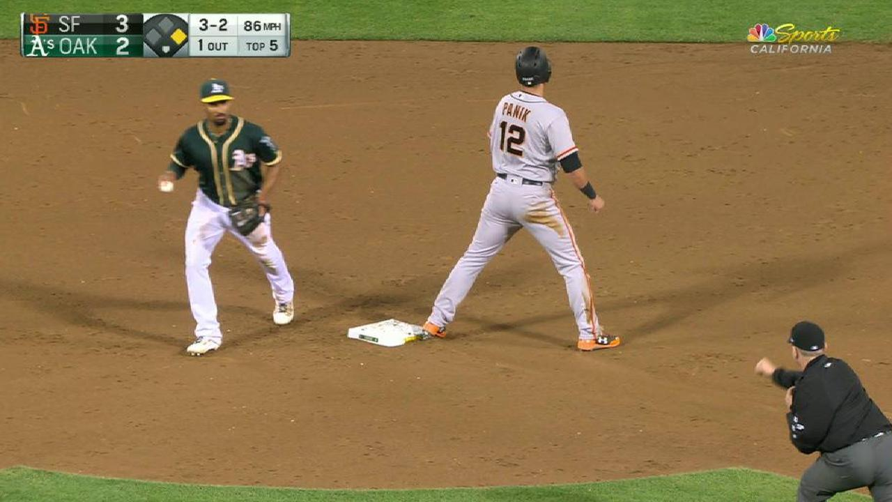 Blackburn, Maxwell turn double play