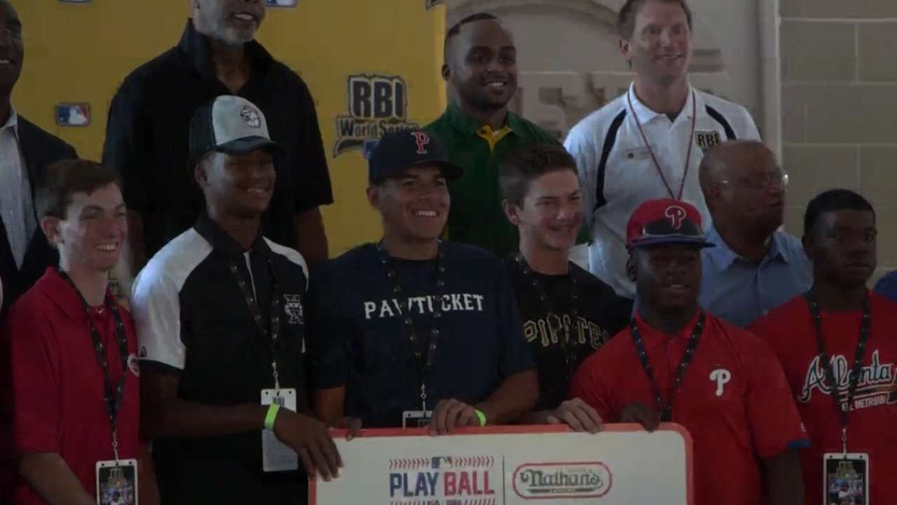 25th RBI World Series opens with fanfare