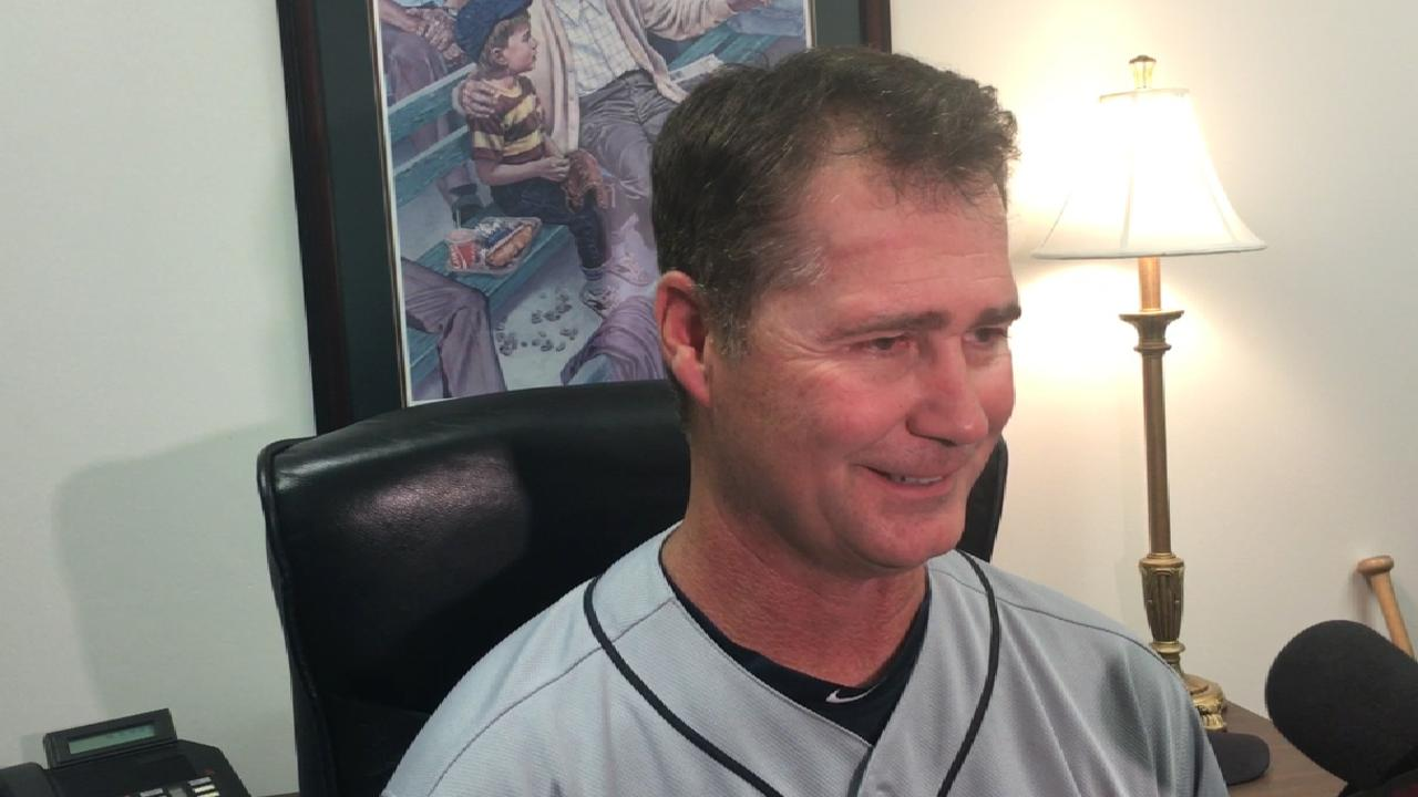 Servais on win over Rangers