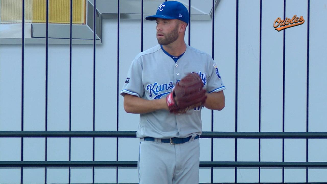 Duffy grinds, but laments tough luck in KC loss