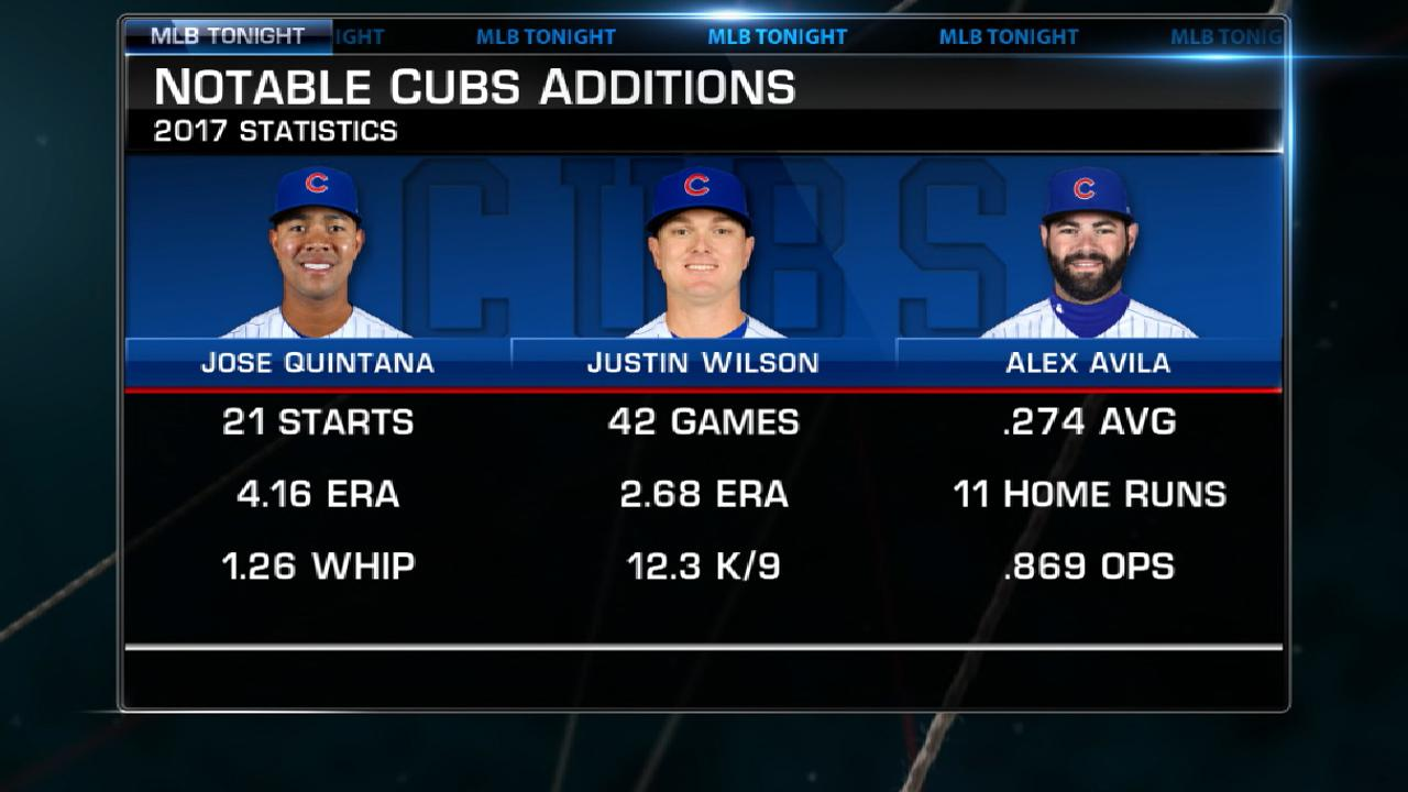 Hoyer: Cubs still loaded with young talent