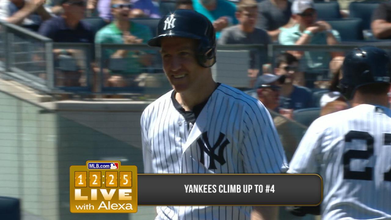 Red Sox, Yankees flip-flop in Power Rankings