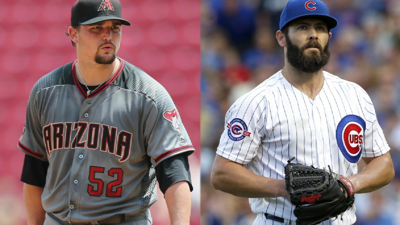 Arrieta leads Cubs vs. D-backs on MLB.TV