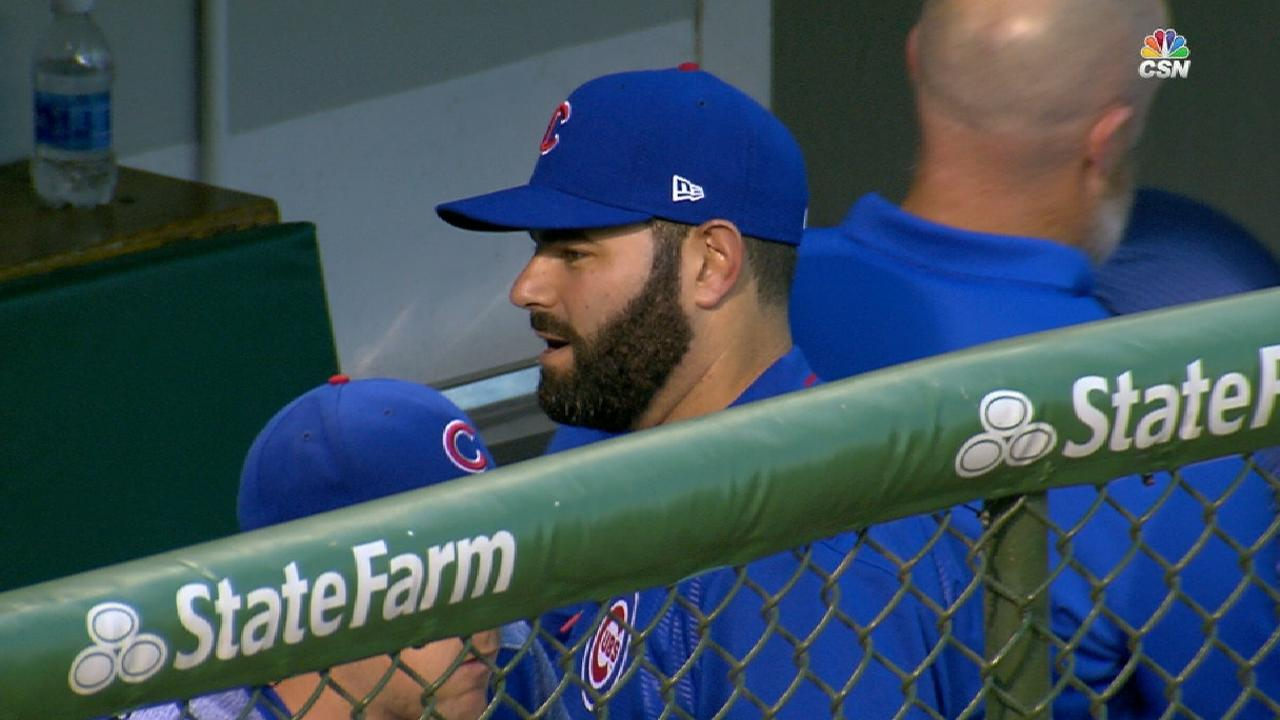 Avila, Wilson excited to join Cubs' quest