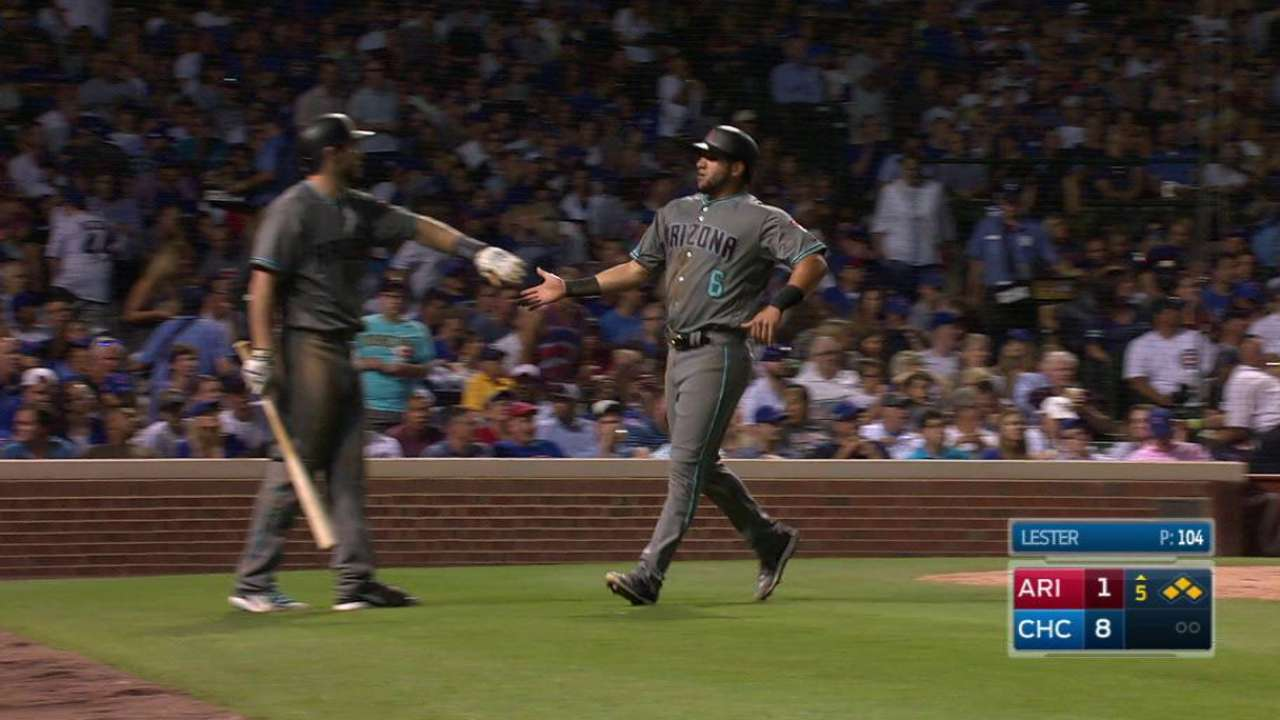 Rosales' RBI double in the 5th