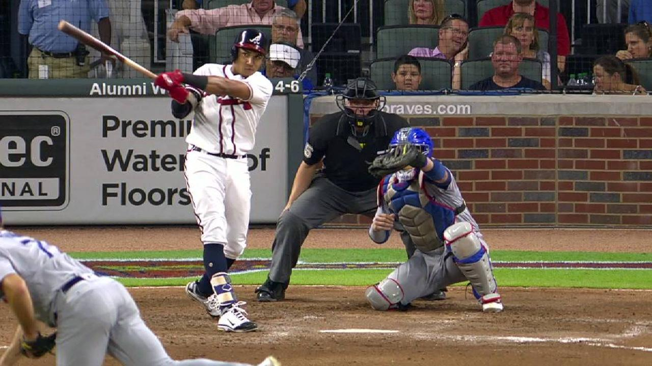 Camargo's two-run big fly