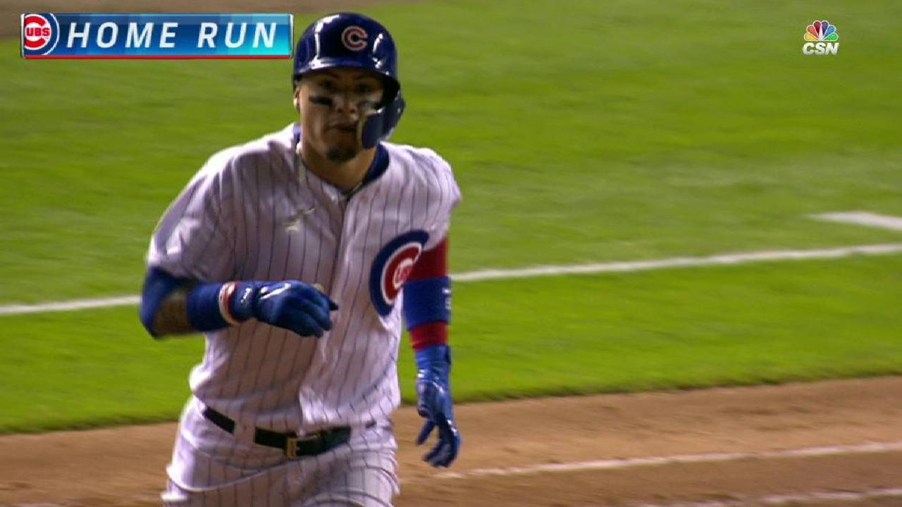 Lester, Rizzo lideran paliza de 5 HR, 16 carreras de Cubs vs. D-backs