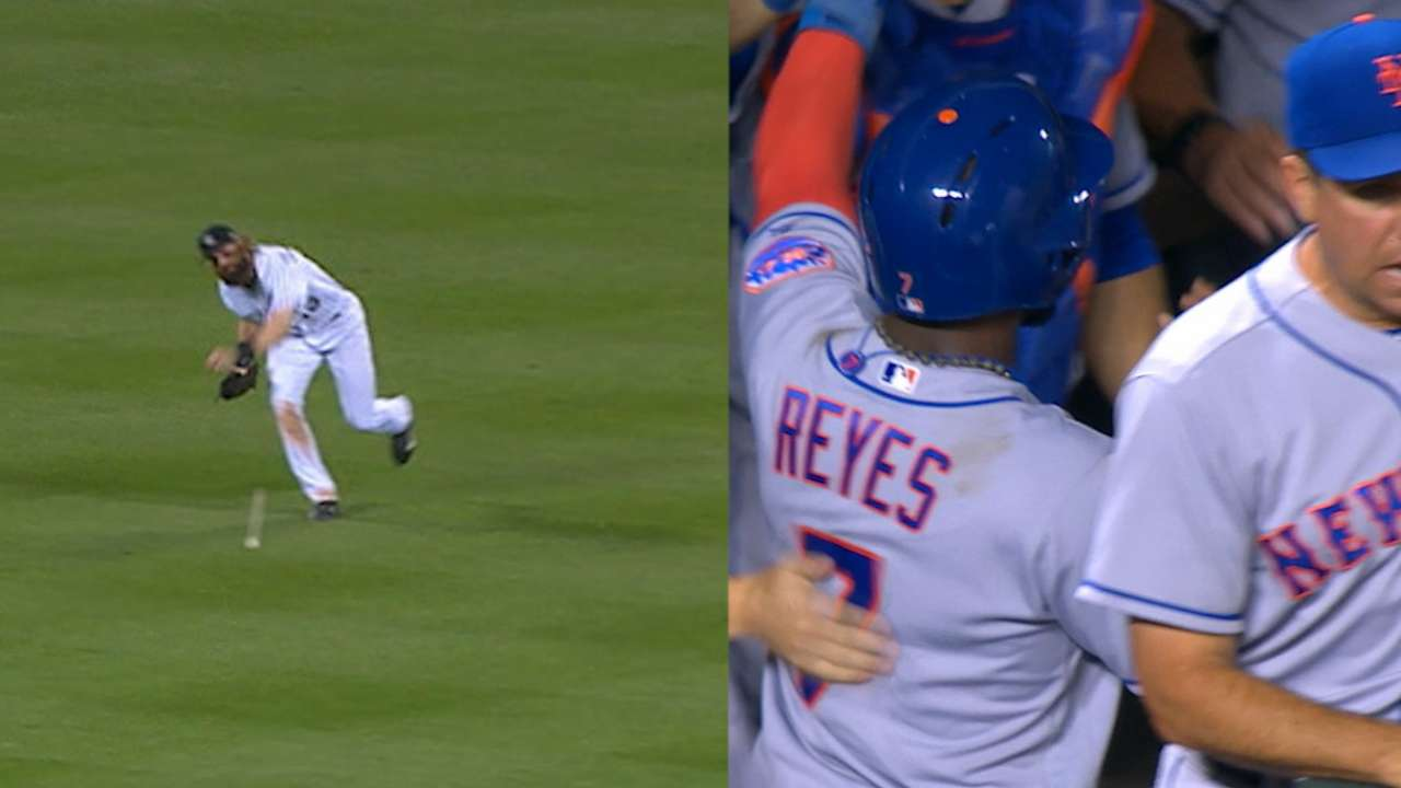 Cabrera's game-tying sac fly