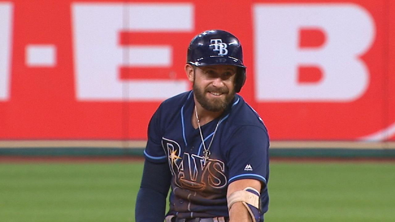 Ice cycle: Longo's feat cools off Astros