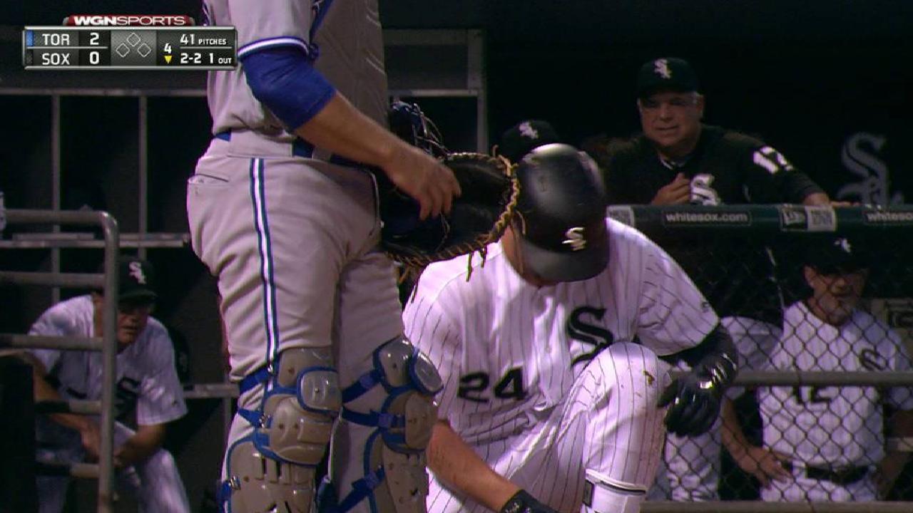 White Sox put Davidson on DL, activate Avisail