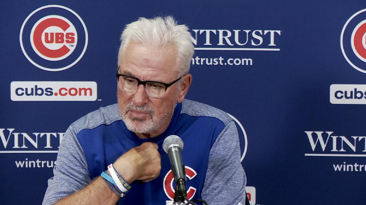 Maddon on impressive win
