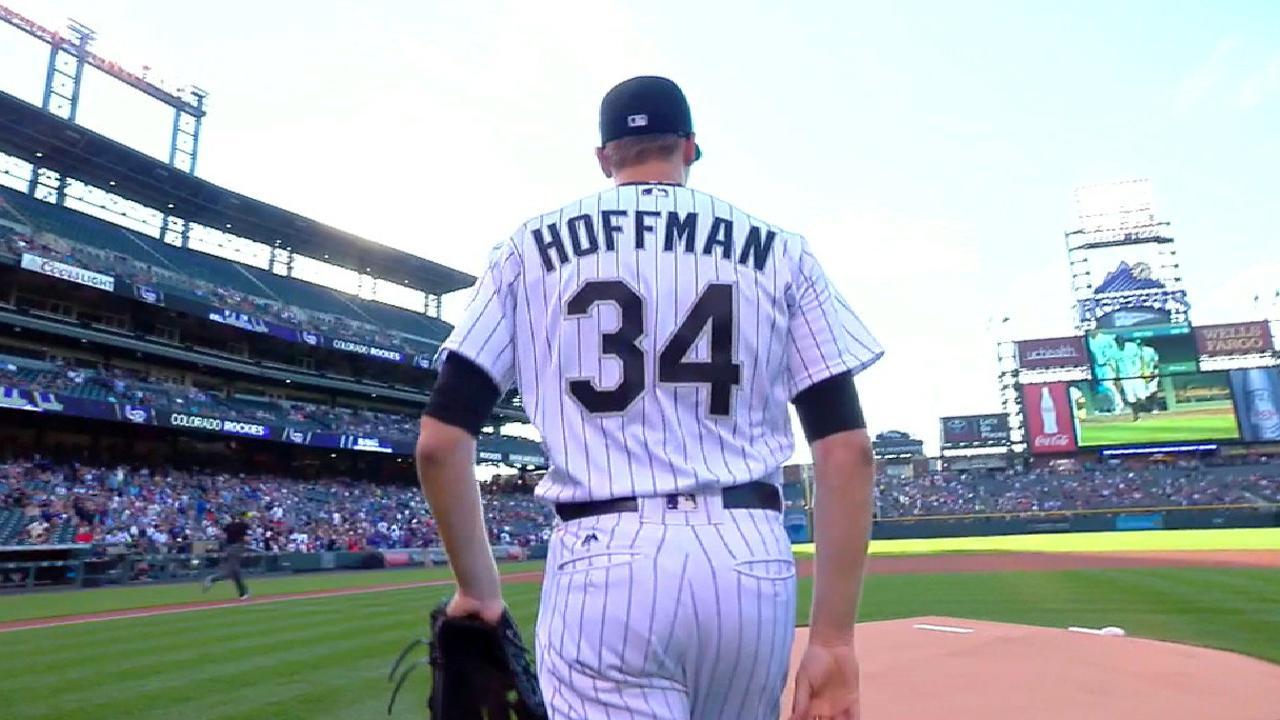 Hoffman's solid start vs. Mets