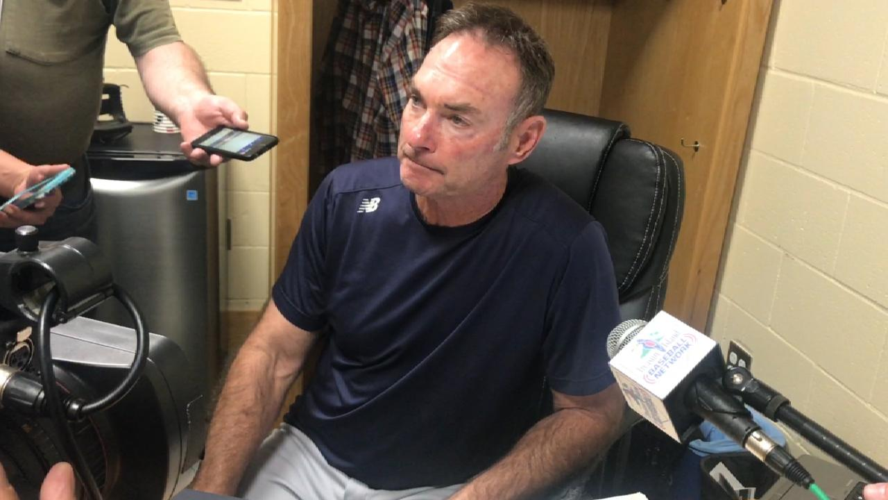 Molitor on Santana's outing