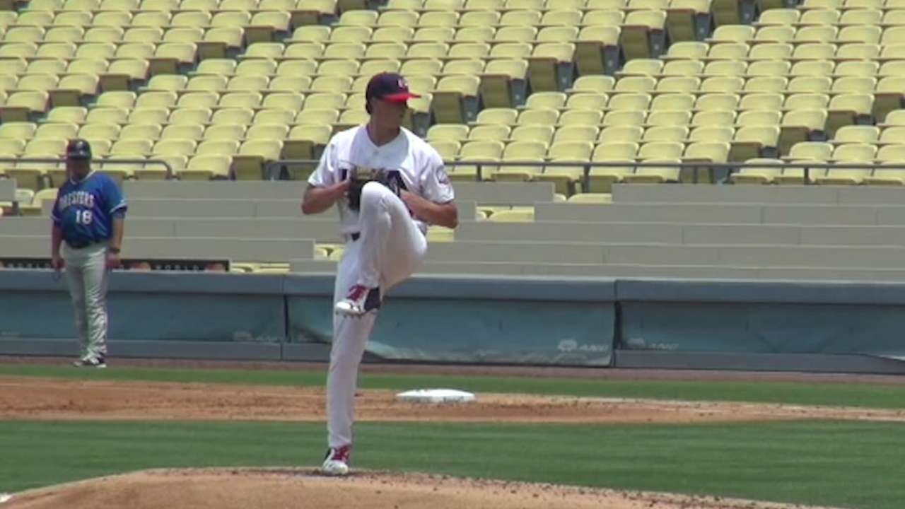 Braves' prospects bond at development camp