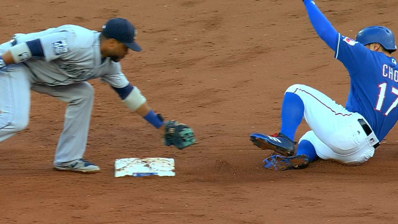 Dyson's double play