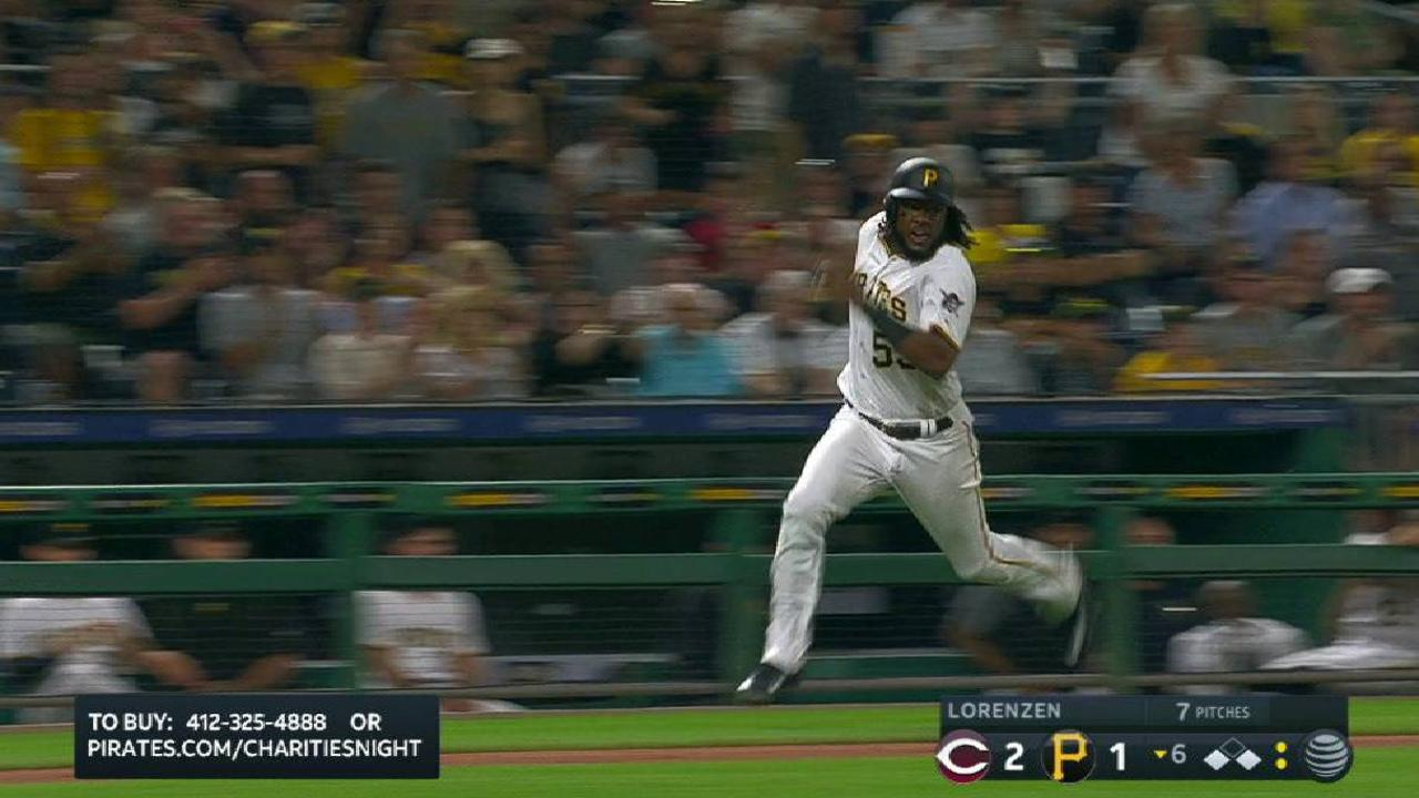 Freese's RBI single to right