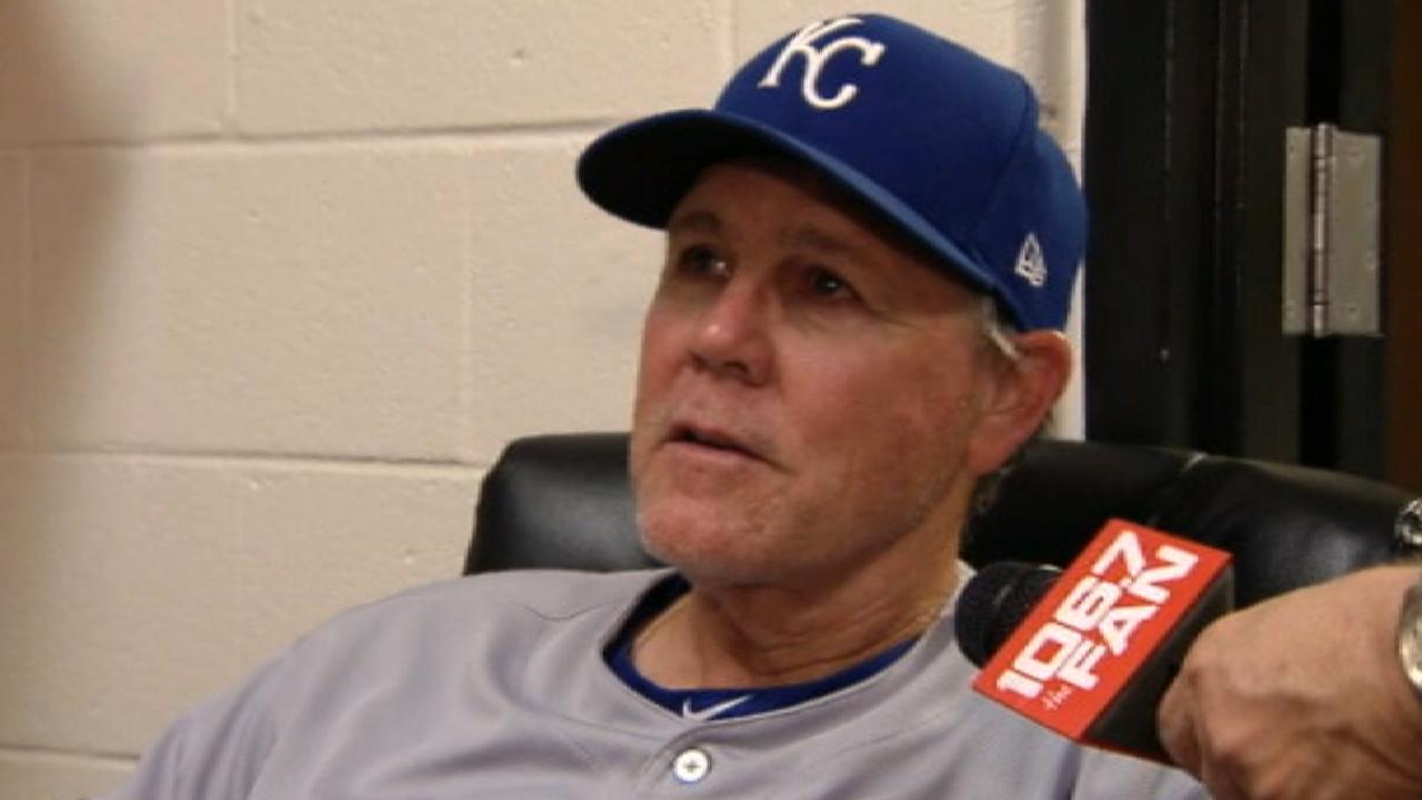 Yost on the 6-0 loss, ejections
