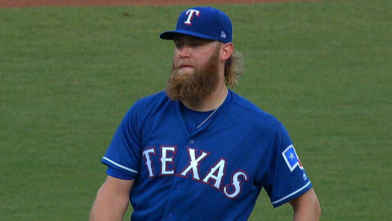 Cashner K's four over six