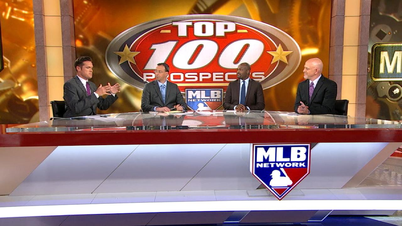 Midseason ranking of MLB's Top 10 farm systems
