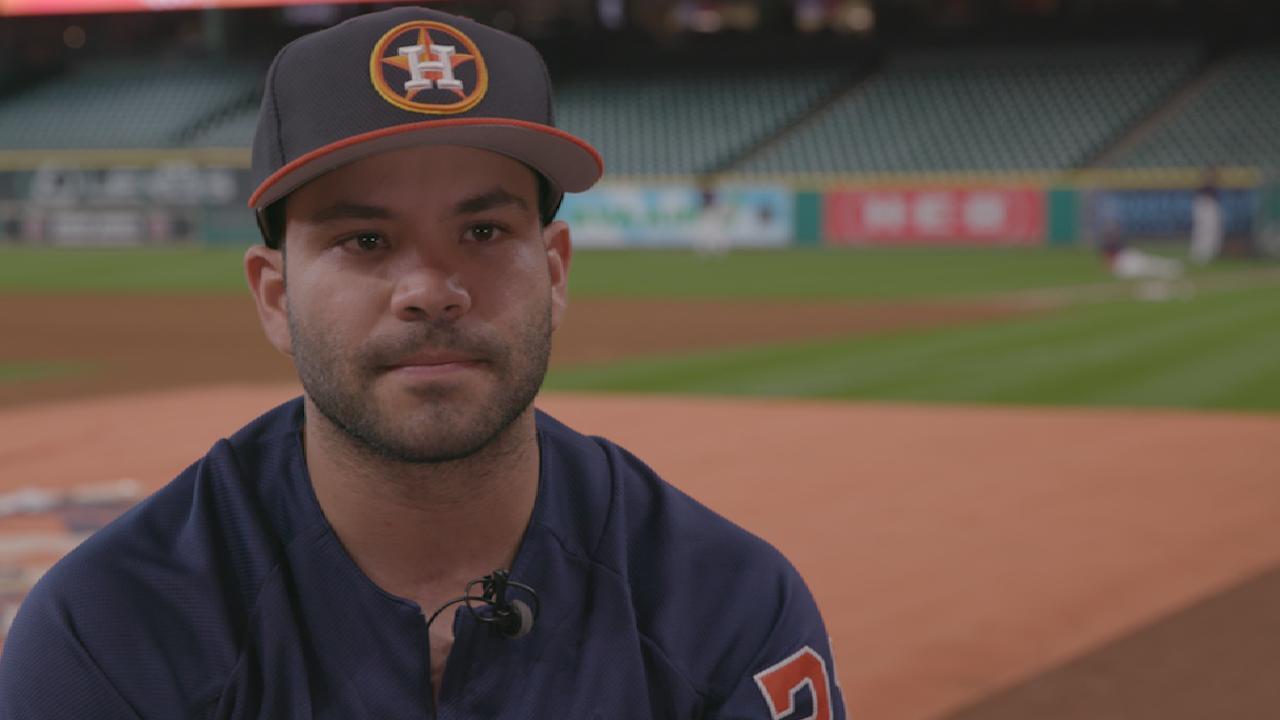 Altuve on Astros' hitting plan