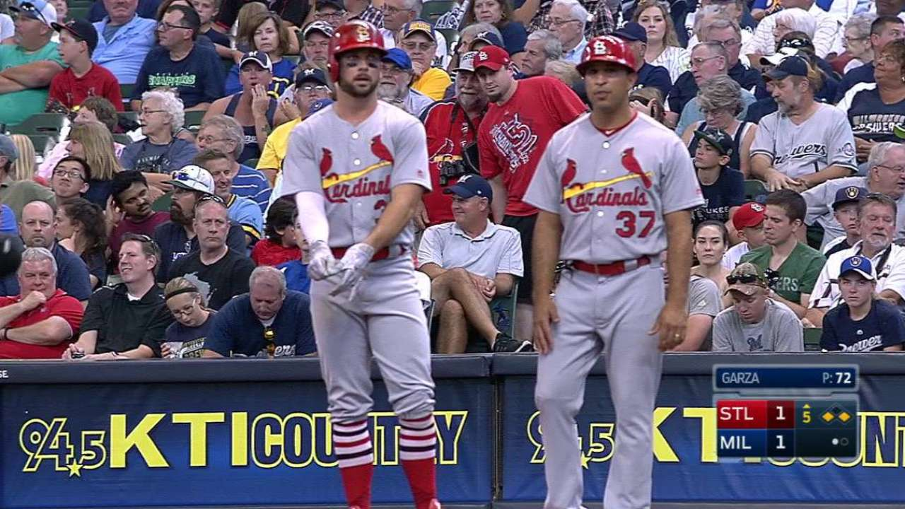 Consistency continuing to elude Cardinals